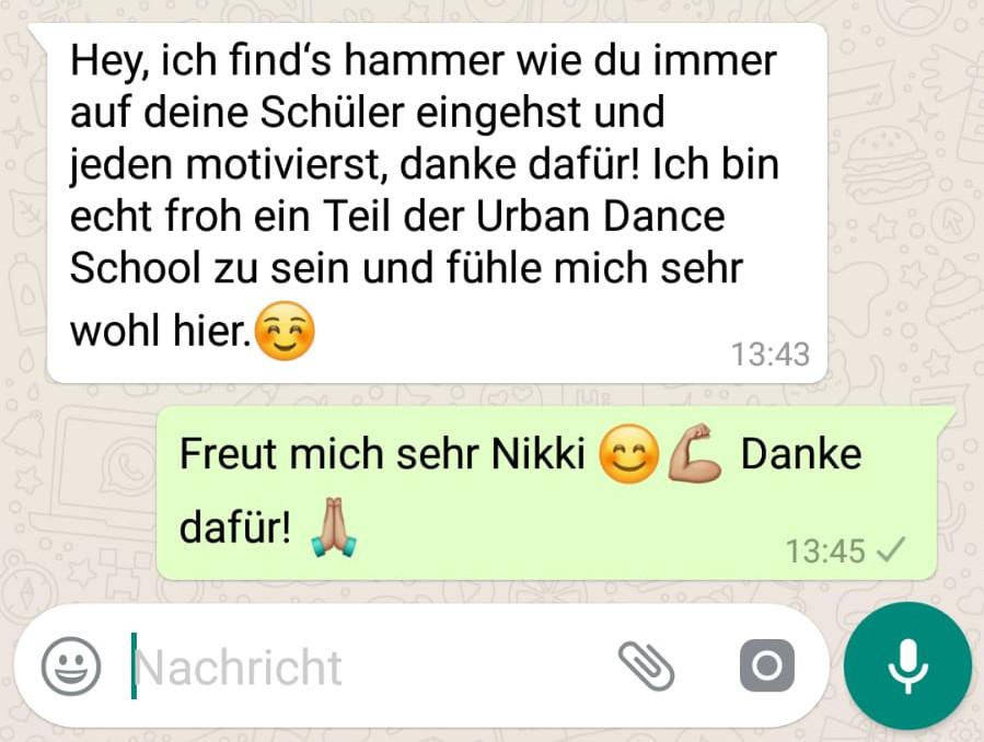 Testimonial Nikki